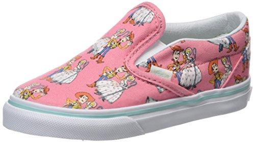 Vans Classic Slip-On, Chaussures Bébé marche mixte bébé Multicolore (Toy Story_LU3)