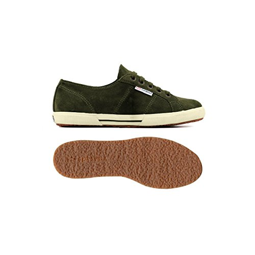 Superga 2950- SUEU S003TE0 Herren Sneaker Military Green