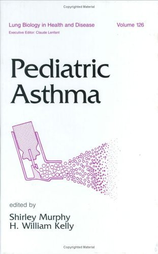 Pediatric Asthma (Lung Biology in Health and Disease) by Shirley J. Murphy (1999-01-04)