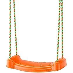 Kettler Siège de balançoire sécurisé -Couleur:Rouge et Bleu-siège pour Enfant Stable et sécurisé-Référence de l'Article : 8355-100
