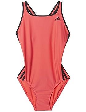 adidas I 3S 1Pc S93090 - Bañador para mujer, color Rojo (Shock Red S16/Black), talla 42