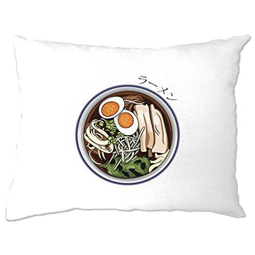 ittel Tasty Asian Kawaii Eier Gemüse Gesunde Kissenbezuge (Braten Cosplay)