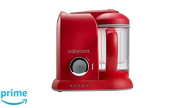 Beaba Babycook Plus Accessories  Pasta /& Rice Cooker White