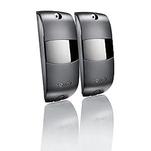 Somfy-2400939-Clulas-de-Seguridad-Negro