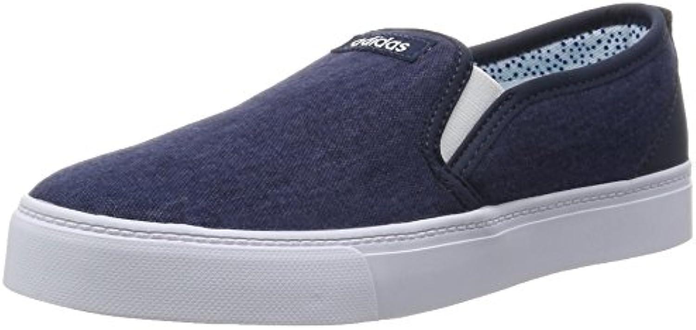 Adidas - Park ST Slipon - F99449 - El Color Azul Marino - ES-Rozmiar: 36.6