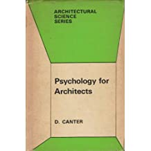 Psychology for Architects (Architectural Science)
