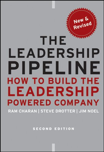 The Leadership Pipeline: How to Build the Leadership Powered Company (J-B US non-Franchise Leadership Book 391) (English Edition)