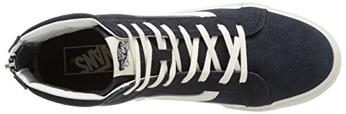 Vans U Sk8-Hi Slim Zip Scotchgard, Baskets Basses Mixte Adulte Bleu (Scotchgard/Blue Graphite)