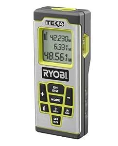 Ryobi - télémètre à mesure laser ryobi rp4010 4 v - tek4