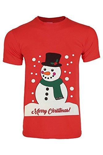 Be Jealous Damen Sweatshirt * Einheitsgröße Gr. XXL, Muffler Snowman