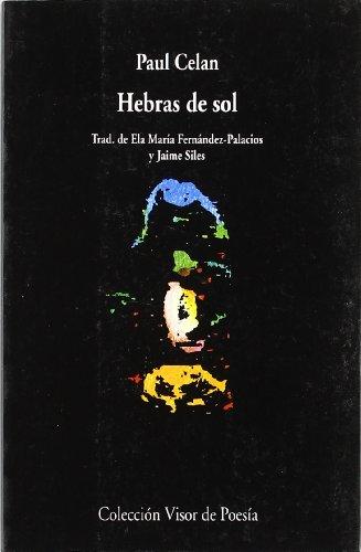 Hebras de sol (Visor de Poesía)