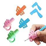 Best La matita Grip La matita Grip portamine - Impugnature Matita, Yuccer 6 Pack Ergonomico Matita Grip Review