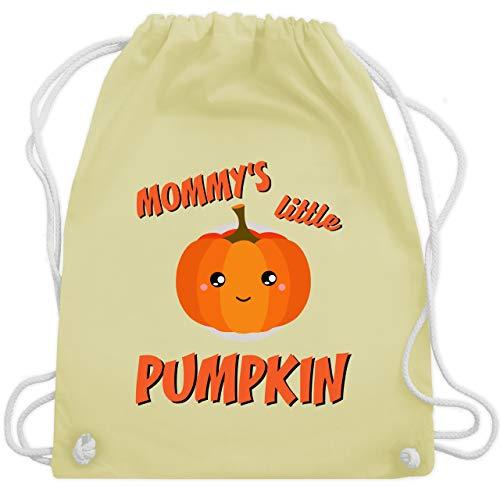 mmys little Pumpkin Halloween - Unisize - Pastell Gelb - WM110 - Turnbeutel & Gym Bag ()