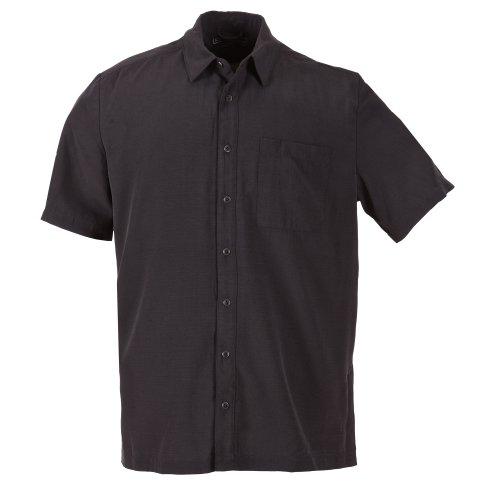 5.11Tactical da uomo Select Covert camicia, Uomo, Black, XXL