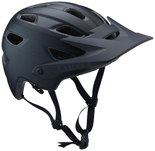Giro Erwachsene Chronicle Mips Fahrradhelm, Matte Black/Gloss Black, M