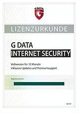 G Data Internet Security 1PC PKC (Gültig für 2017/2018)