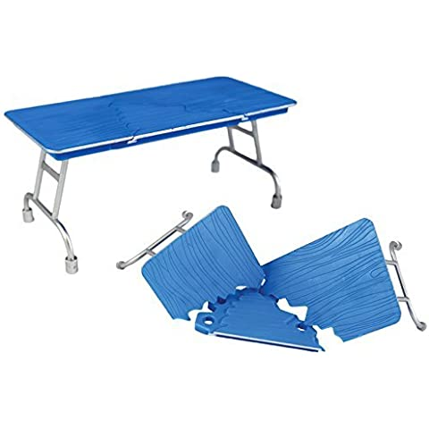 ULTIMATE TABLE (BLUE) - RINGSIDE COLLECTIBLES EXCLUSIVE WWE TOY WRESTLING ACTION FIGURE ACCESSORY by Wrestling