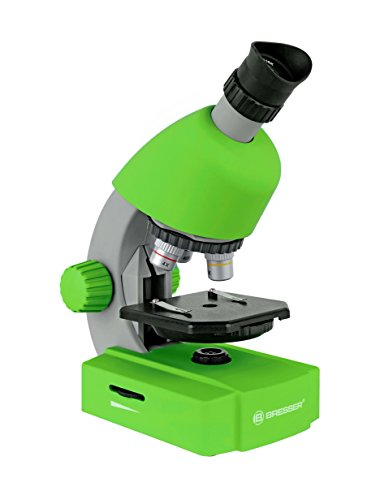Bresser Junior Mikroskop (40-640x) grün