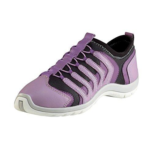 DS100 Capezio Snakespine Tanz Sneaker/Tanzsneaker Lila