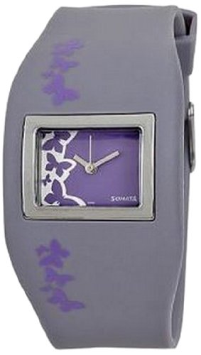 Sonata Analog Purple Dial Women's Watch - NC8971PP02J