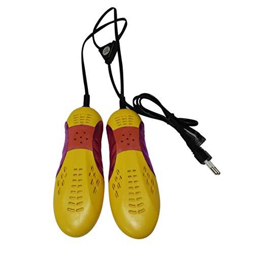 Heaviesk Secador Zapatos Calentador Violeta Luz Secador