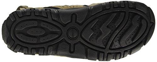 Geox Herren Uomo Sandal Strada B Beige (SANDC5004)
