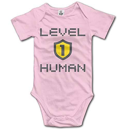 Jamie clanton Level 1 Human Unisex Baby Body Gap Niedliche Outfit Homewear Baby Gap Outfit