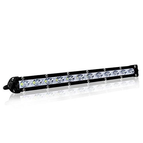 etbotu 133cm 36W einreihig Off Road LED Leuchtmittel-Bar fahren/Arbeit Lichter für LKW ATV Cars