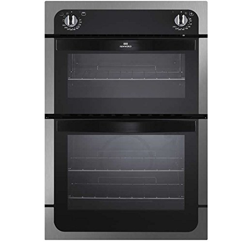 New World NW901GSTA 900mm Built-in Single Gas Oven Grill FSD S\/Steel