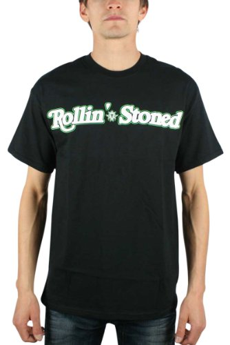 Kottonmouth Kings - Rolling Stoned Men's T-Shirt in schwarz, Small, Black