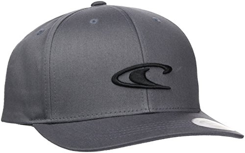 O'Neill Herren Bm Wave Cap Headwear Asphalt