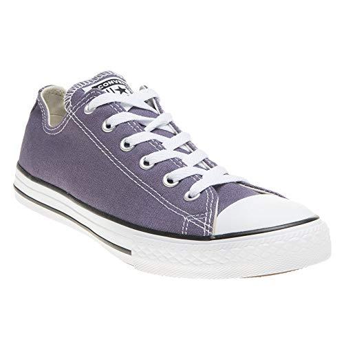 Lila Converse Sneakers (Converse All Star Ox Mädchen Sneaker Lila)