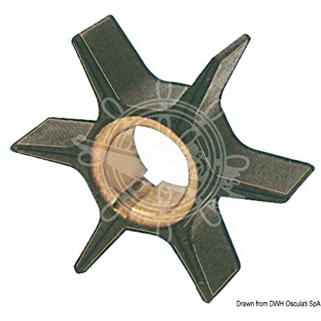 Girante HONDA 35 50 HP English Impeller HONDA35 50 HP