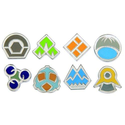 Pokemon Buttons Set von 8silber Generation 4-SINNOH Region