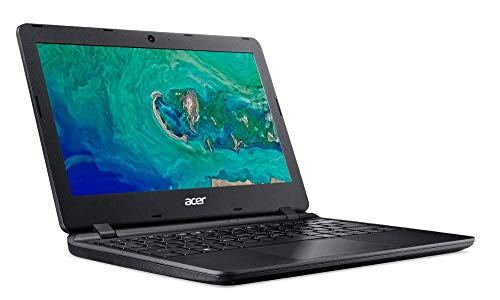 Acer Aspire 1 A111-31-C7DP Ordinateur portable 11,6' HD Noir (Intel Celeron, 4 Go de RAM, 64 Go eMMC, Intel HD Graphics, Windows 10) Français - Office 365 Personnel inclus - 1 a