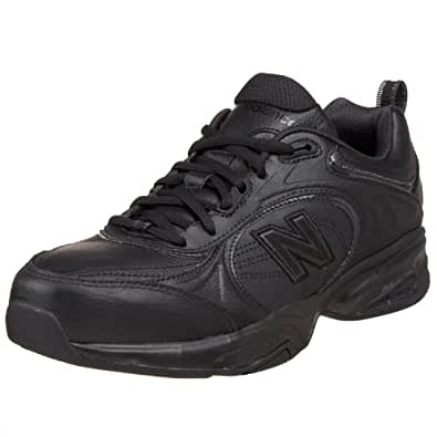 Mense 4E Extra Wide Fiiting New Blance black Trainers (7)
