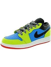 low priced 3952f 795bd Nike Jordan Kids Air Jordan 1 Low BG Basketball Schuh