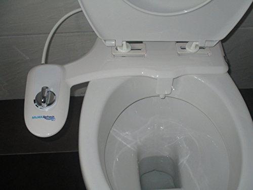 Bidet WC Dusche MIuWARefresh Bidet 300 Intimpflege Taharet Neues Design