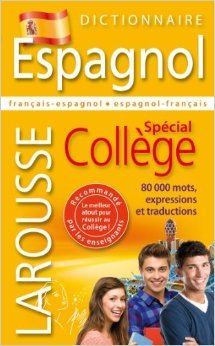 Dictionnaire Espagnol - Spécial Collèg...