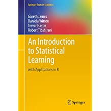An Introduction to Statistical Learning: with Applications in R