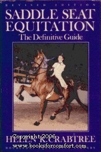Saddle Seat Equitation by Helen K Crabtree (1999-01-01) par Helen K Crabtree