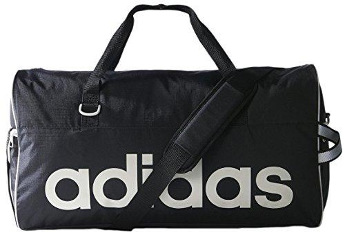 adidas Sporttasche Linear Performance Teambag, Schwarz, 67 x 35 x 26 cm, 65 Liter, M67875