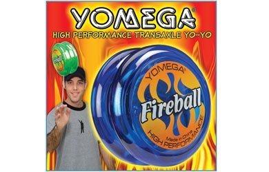 Yomega Fireball Yo-yo by Yomega