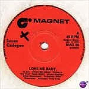 "LOVE ME BABY 7 INCH (7"" VINYL 45) UK MAGNET 1975"