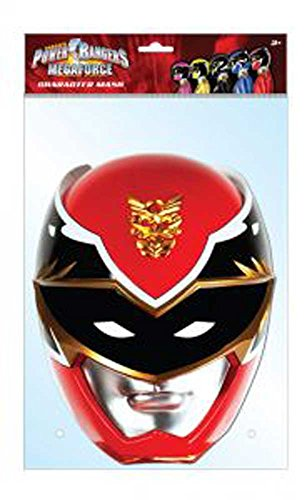 Power Rangers Red Ranger Rot - Promi (Power Maske Ranger)