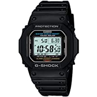 Casio G-Shock Digital Black Dial Men's Watch - G-5600E-1DR (G671)