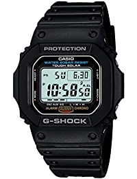Casio G-Shock Digital Black Dial Men's Watch - G-5600E-1DR (G671)