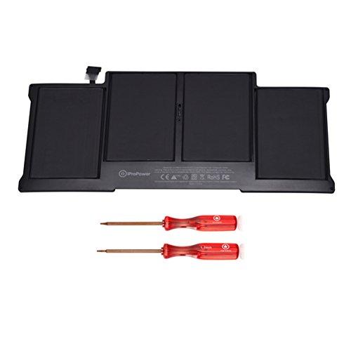 """iProPower 7200mAh Höhe Kapazität A1377 A1405 A1496 Ersatz Akku für Apple MacBook Air 13"""" A1369 A1466 A1496 Ersatz Batterie 2010-2014 Version"""