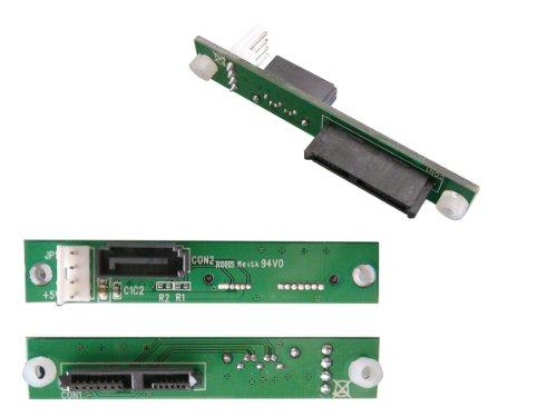 Kalea Informatique Adapter/Converter Mini-SATA auf SATA (68-pin-laufwerk)