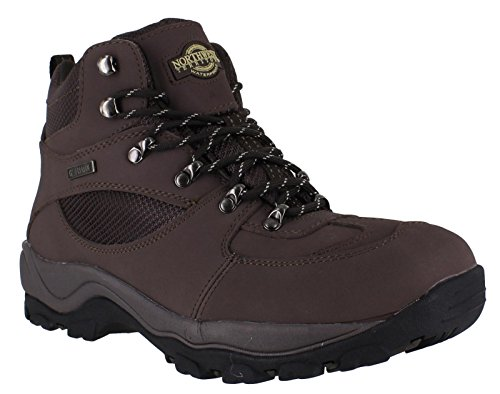 c3e668e2dfca MENS TERRAIN LACE UP PREMIUM LEATHER UPPER WATERPROOF WALKING HIKING  TREKKING BOOT - Buy Online in Oman.